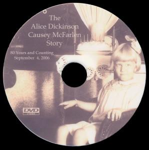 Alice disc